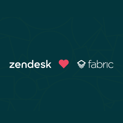 Zendesk kit on Fabric