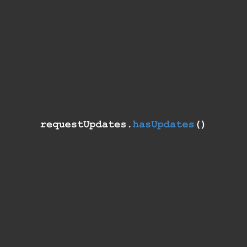 Ticket updates API