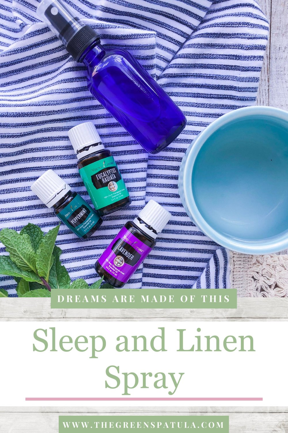 Looking for tips to falling asleep? Calmly sooth your way to sleep with these essential oils to help overcome stress and restlessness. Wondering how to sleep better and deeper, use this spray! #essentialoils#sleepingbetter #sleeptips #betternightssleep #youngliving #yl