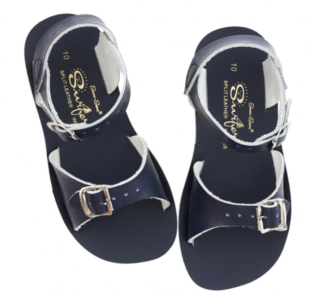 Saltwater sandals, from £40