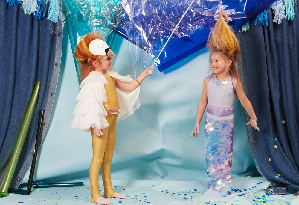 Meri Meri costumes, image c/o Cartable Enfants