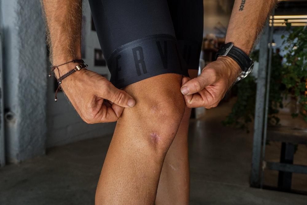 The Service CourseBib Shorts -