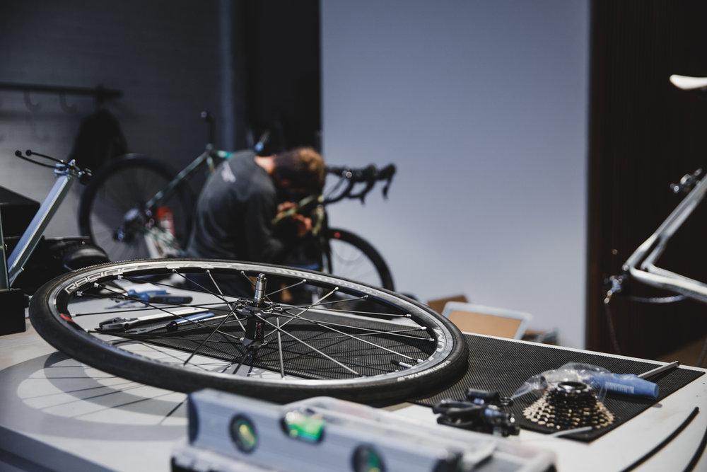 Pro Bike Service -