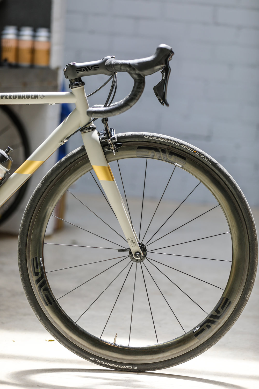 Wheel Upgrade -