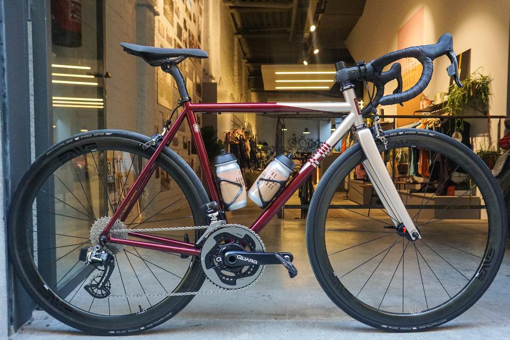 Custom bike Builds -