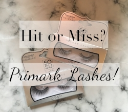 Sosu Primark Lash Review Demo