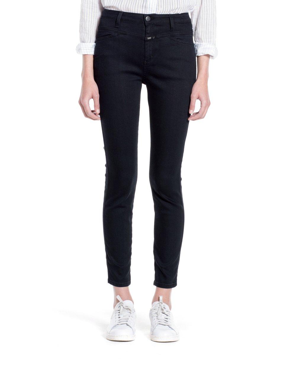Fashion Jeans Skinny Inc Black Closed Pusher qgXH6cw