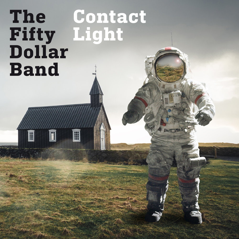 The Fifty Dollar Band_Contact Light_Album_Front Cover.JPG