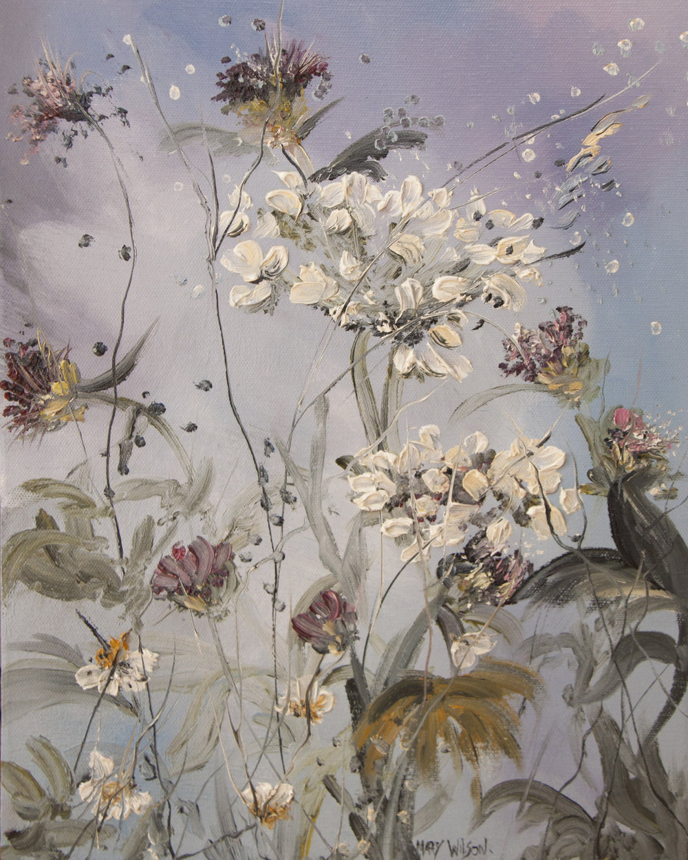 'Wild Blooms' by artist Mary Wilson.jpg