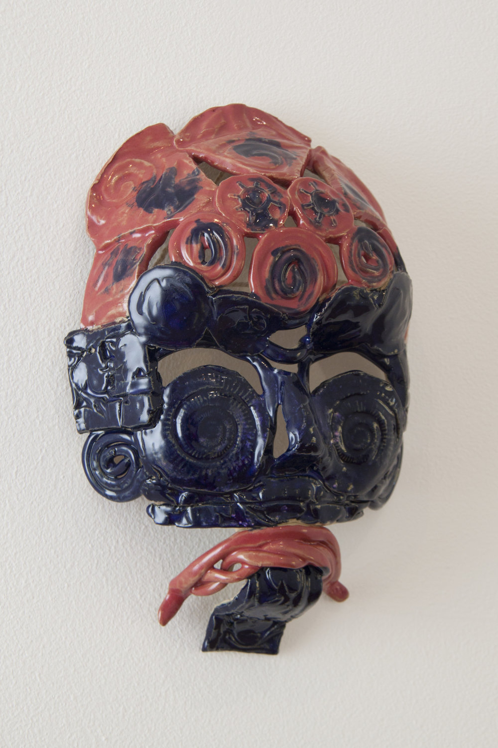 'Warrior' by ceramic artist Lorraine Currid.jpg