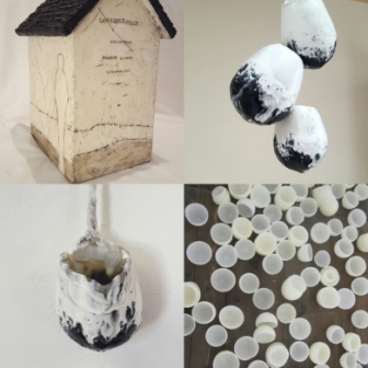 Selection of sculpture works by Artist Niamh O'Connor .jpg