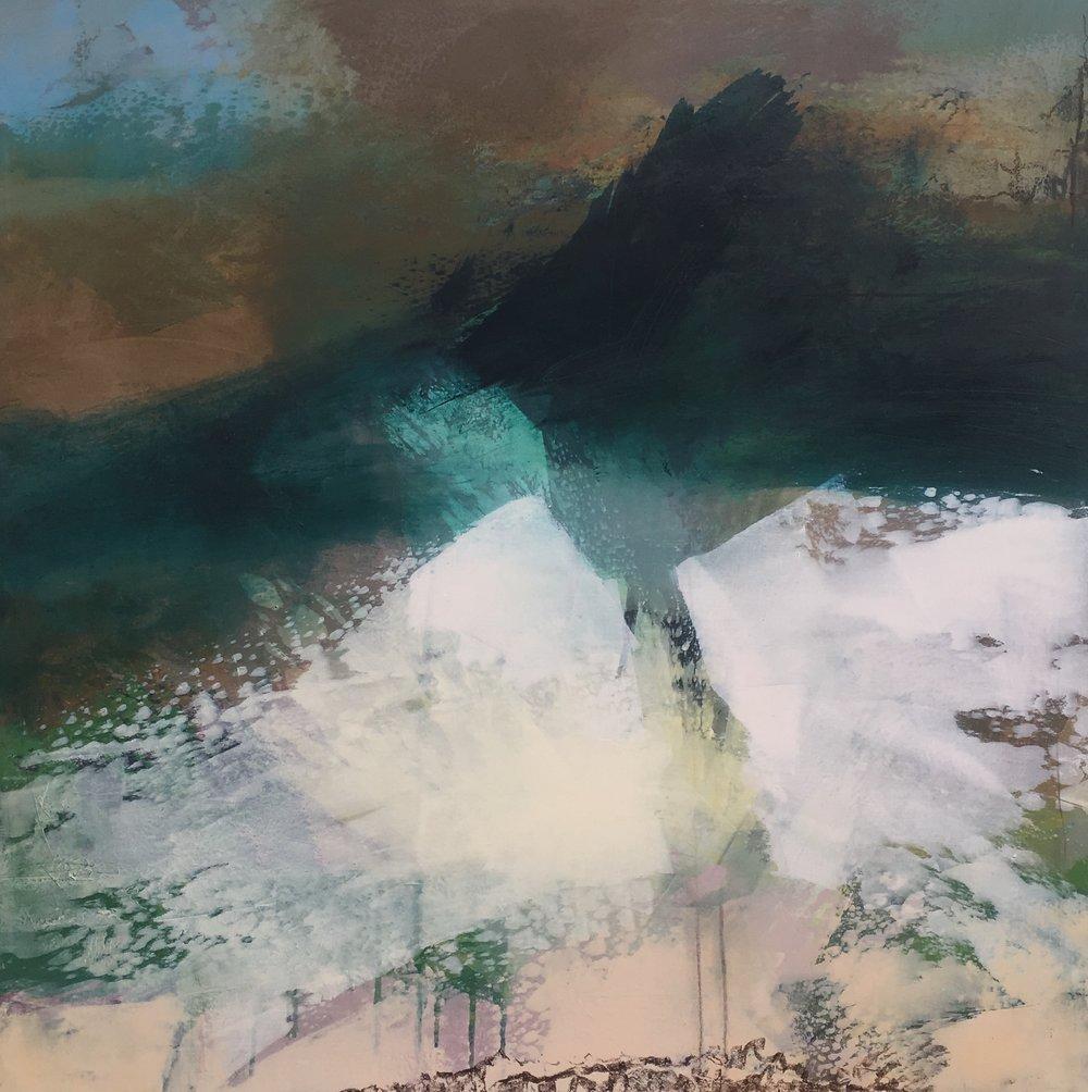 _Snowbreak_ 100x100cms, oil on canvas €1,200.jpg