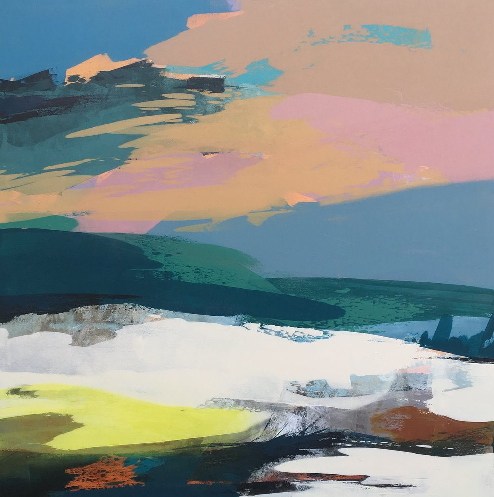 GRAINNE DOWLING - 'LOOKING WEST'
