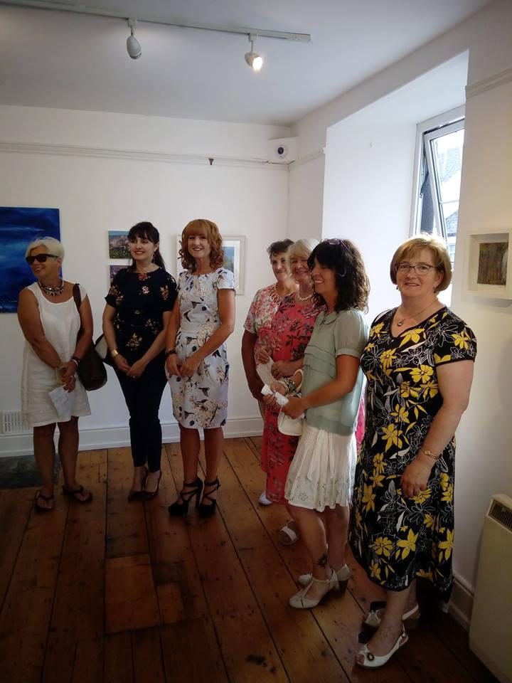 (left to right) Miriam Doran, Delzimar Doherty, Sinead Guckian, Anne Blanc, Grace Dixon, Maria Noonan-McDermott, Geraldine Beirne.jpg