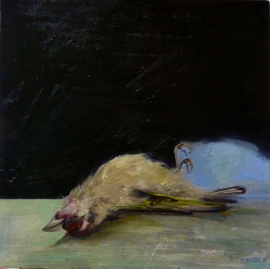 'FEATHER YOUR BED' DEIRDRE BURKE -