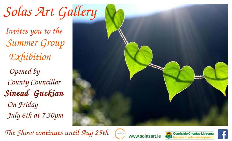 SUMMER GROUP EXHIBITION 2018 -
