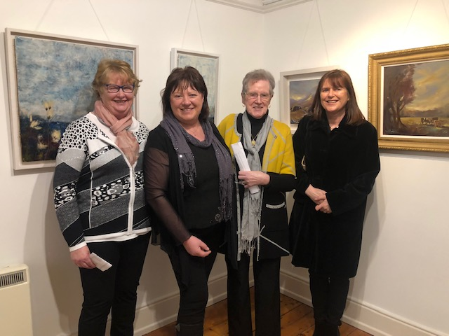 Marian O'Donoghue & Rosemarie Langtry at Solas Art Gallery 13.jpg