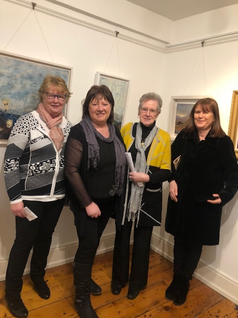 Marian O'Donoghue & Rosemarie Langtry at Solas Art Gallery 14.jpg