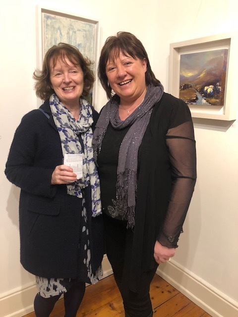 Marian O'Donoghue & Rosemarie Langtry at Solas Art Gallery.jpg 1.jpg