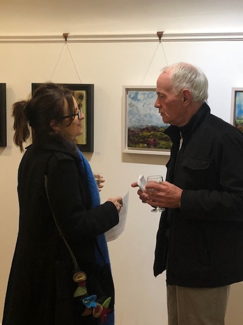 Marian O'Donoghue & Rosemarie Langtry at Solas Art Gallery.jpg 3.jpg