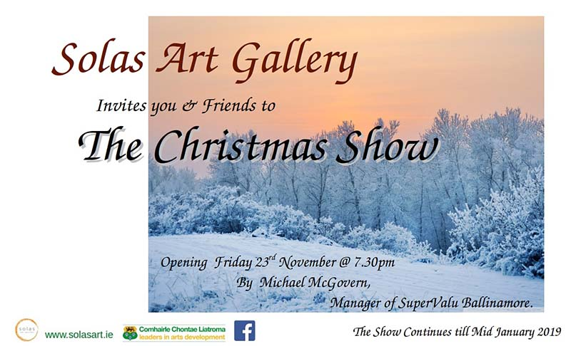 CHRISTMAS GROUP EXHIBITION -