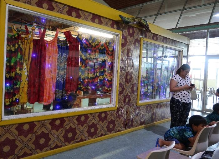 Layover in Honiara Airport