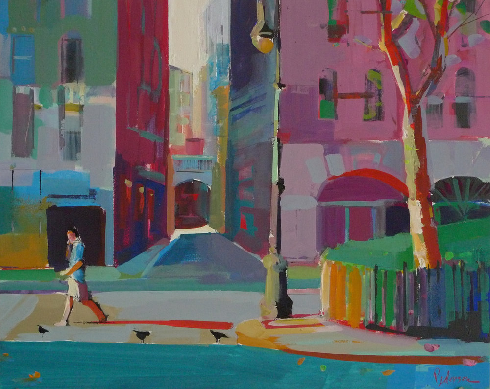 - Duane St. NYCFinalist in the category of 'Landscape Painting' for the upcoming 2018 issue of The Artist's Magazine, Annual Art Competition.