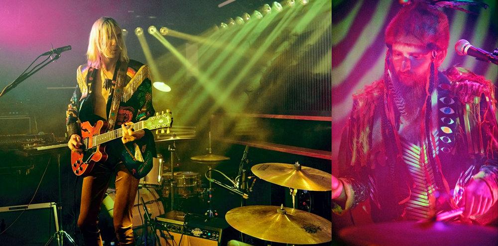 BLIND BUTCHER  ist ein abstrakt musikalisches Duo aus Luzern in Glitter-Leggins und einer irritierenden Post Punk Rock Attitüde. Rock'n'Roll, New- und No Wave, Suicide-Disco, Punk, Blues, Kraut, und Country inspirierter  DISCO TRASH SOUND  der einzigartiger nicht sein könnte. Kostprobe gefällig?   Click hier!    Bild: Antonino Panté