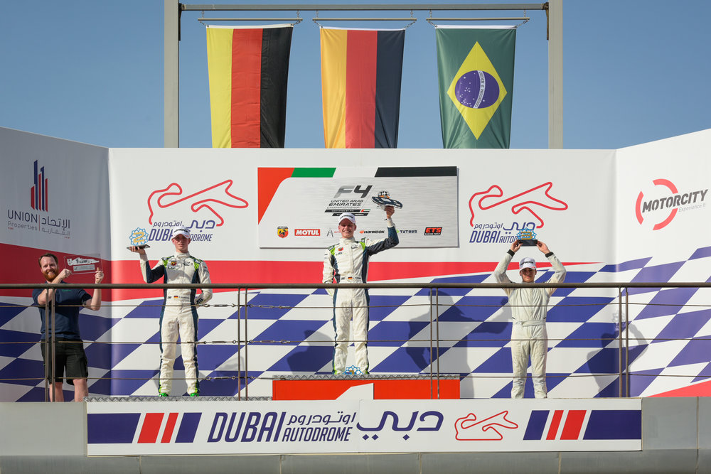 Schumacher and Kohler break through for maiden race wins with ...