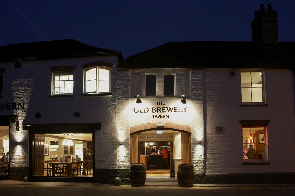 The Old Brewery Tavern at ABode Canterbury