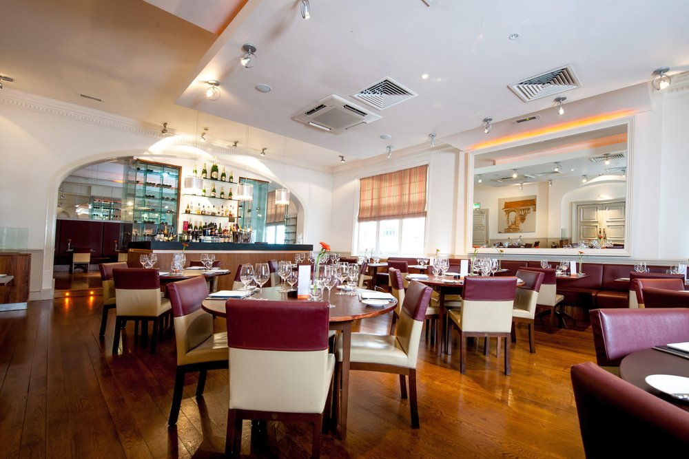 County Restaurant at ABode Canterbury