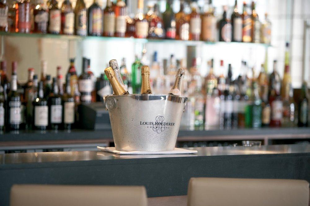 Champagne Bar at ABode Canterbury