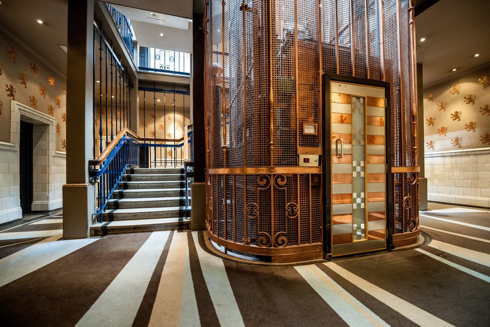 Glasgow Abode Hotels Part Of The Aa Hotel Group Of The Year 2017 18