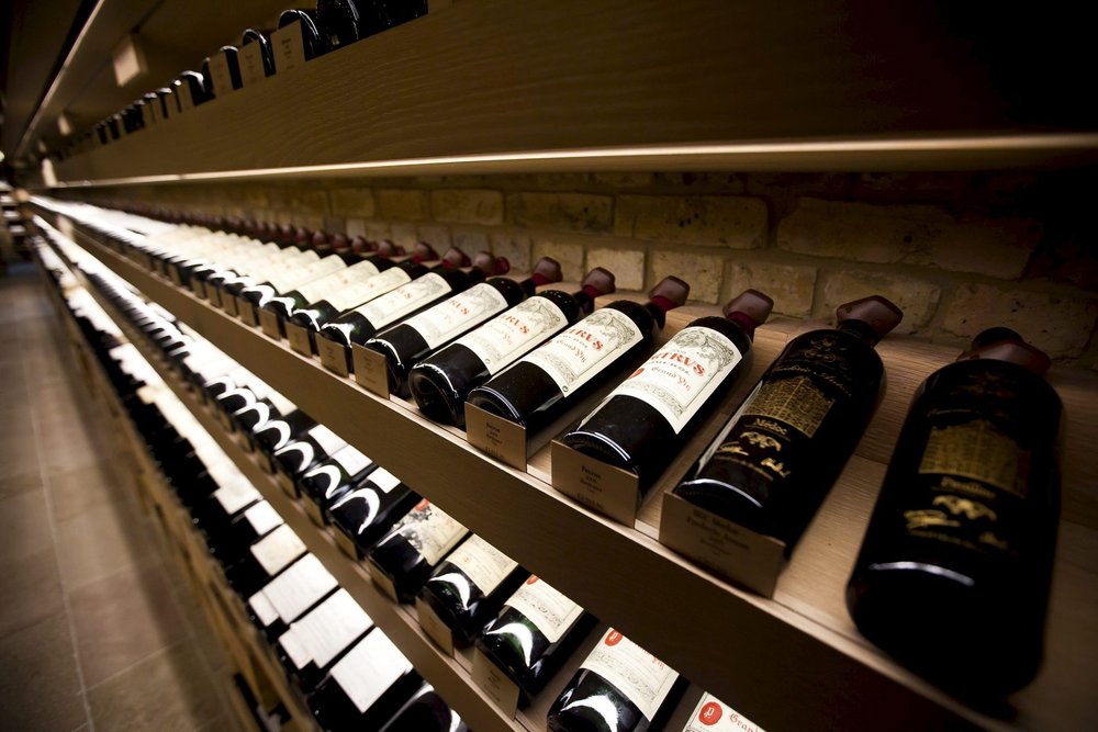 HEDONISM - The Ultimate Tasting Experience at London's Most Talked About Wine & Spirit Boutique