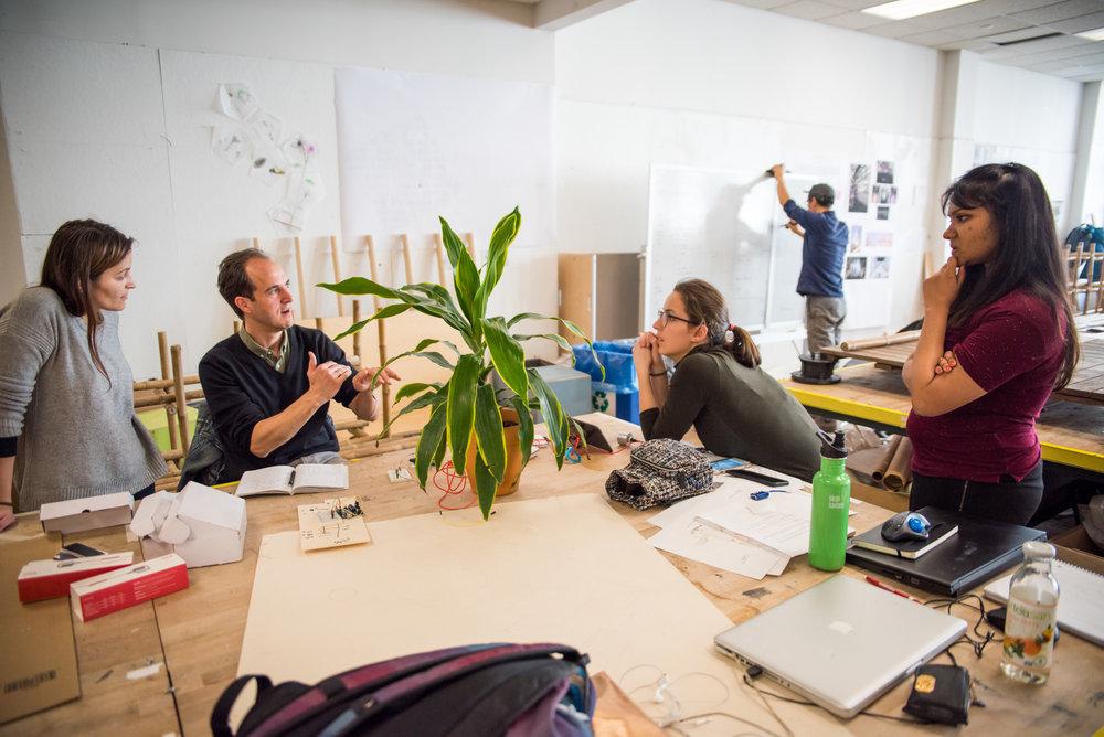 Carlos Gomez de Llarena - Studio Instructor