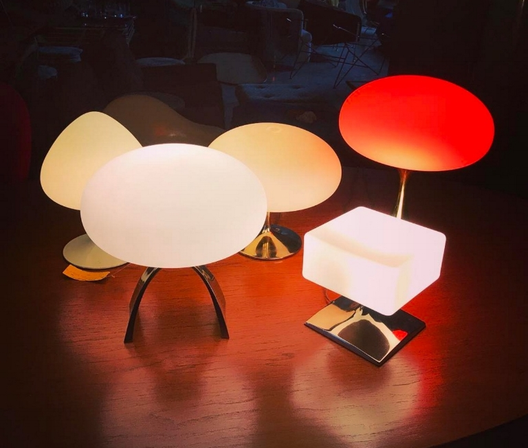 EXPLORE LIGHTING:  Collection of Laurel Lamps