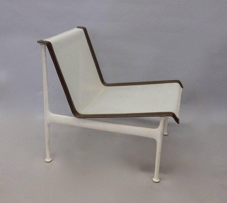 Richard Schultz, 1966 Knoll Armless Lounge Chair