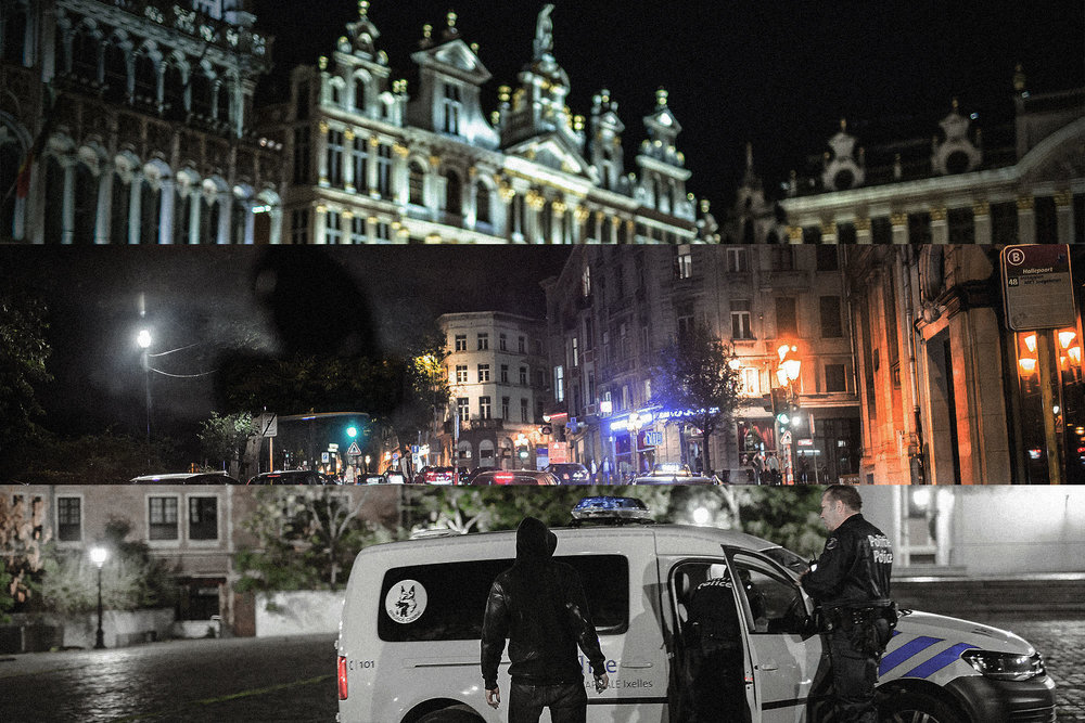 BRUSSELS - The nightlife of capital of Europe is nowhere near silent.