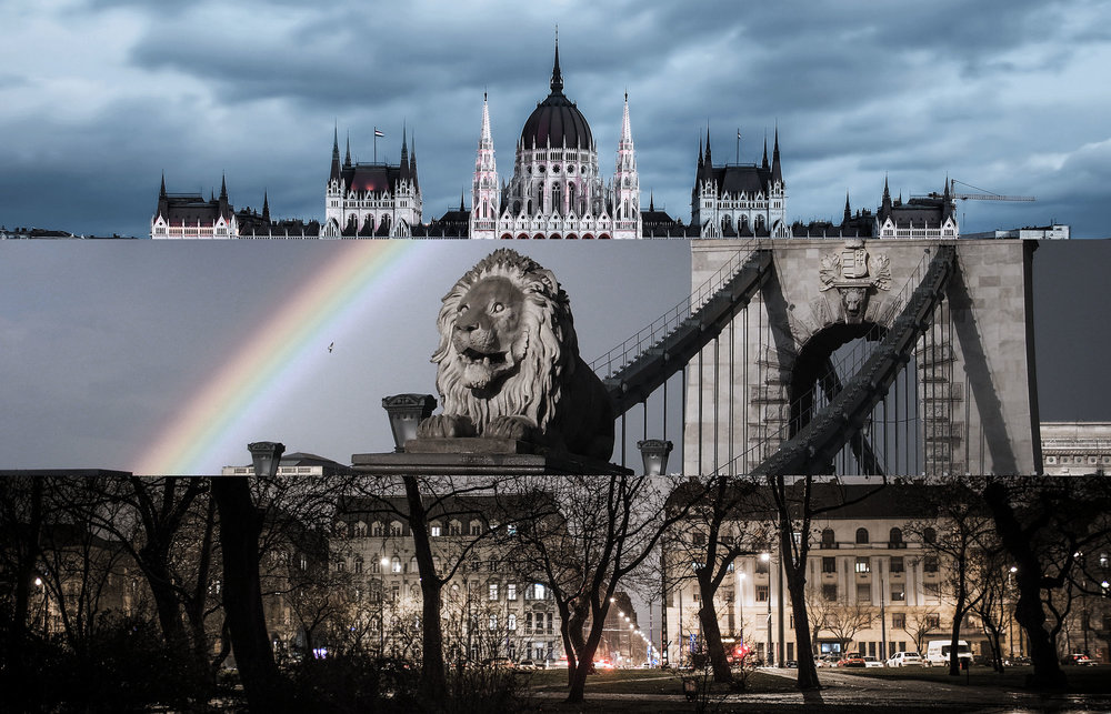 BUDAPEST - A different sense of magnitude.