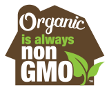 Organic is Always Non-GMO