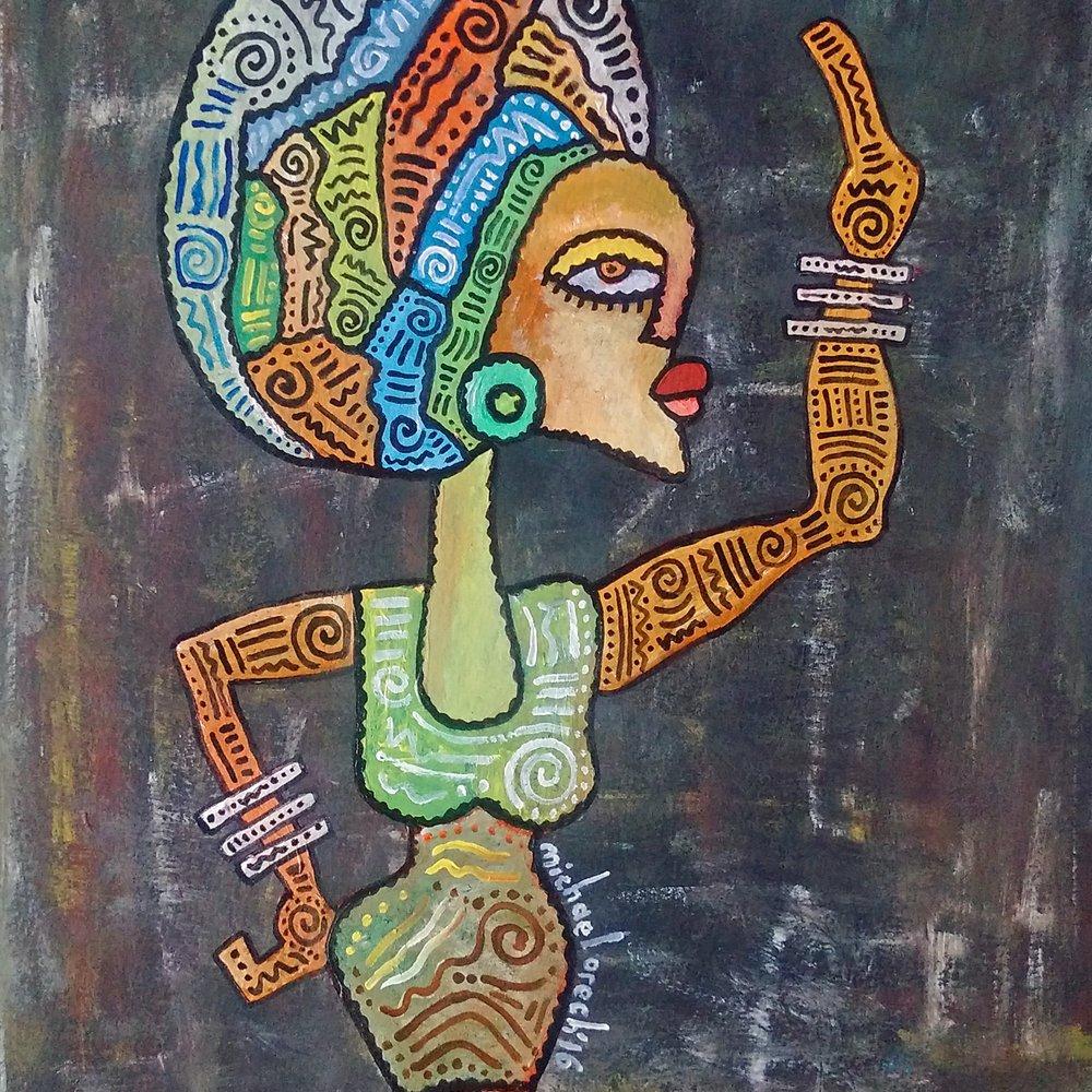 African Queens -