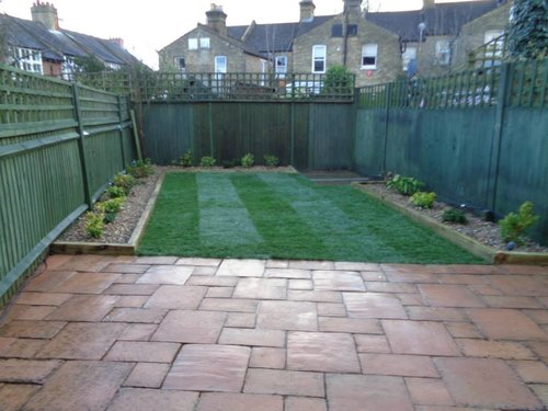 GARDEN TRANSFORMATION — Green Elite Landscaping