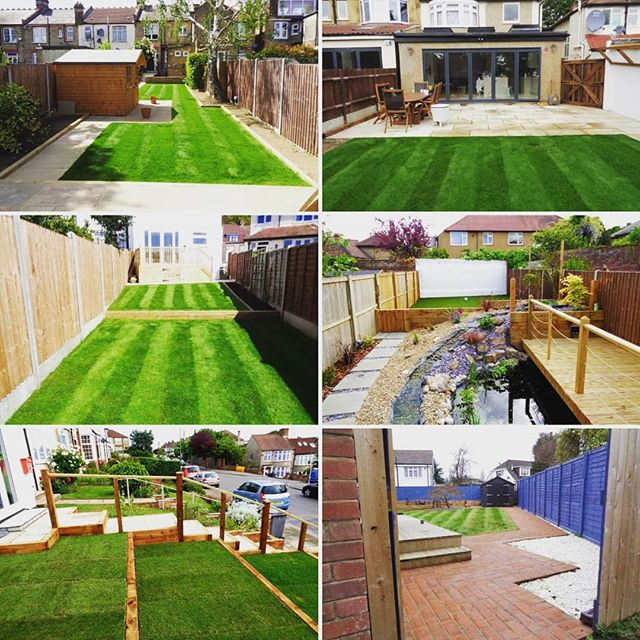 Spring is here and it is time to to get your #garden ready for #summertime 🏡 This photo is for your #imagination and #inspiration . Check out our website for more ideas and a free quote at www.green-elite.co.uk Hurry up, cause our diary is getting full ⏳🗓🏡 #summer #bbq #familytime