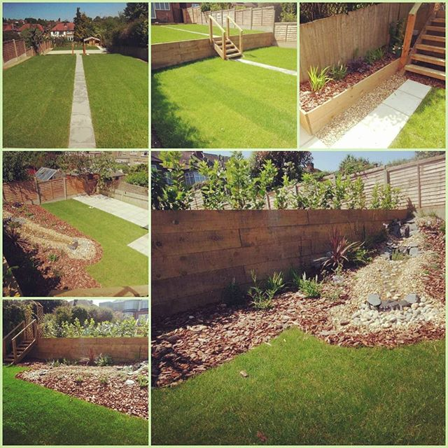 Amzing multi level garden project😍 Want your own #dream #garden vist our website www.green-elite.co.uk Also come and check out our portfolio on Facebook for inspiration https://m.facebook.com/greenelite.landscaping/photos/?tab=albums&mt_nav=1&ref=bookmarks #gardening #numberone #zen