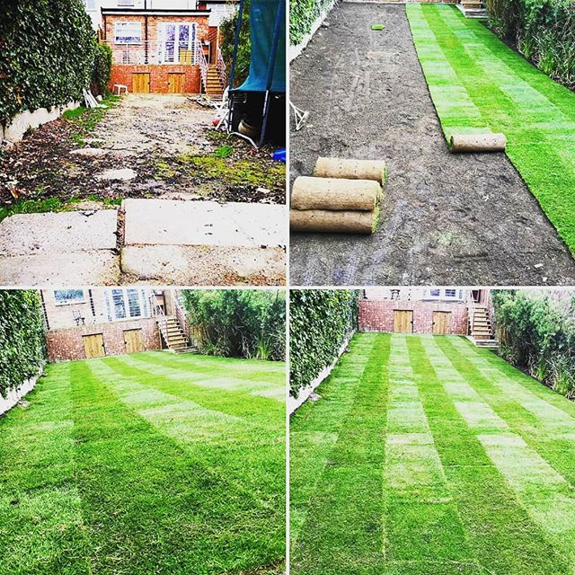 Laying glorious new lawns is our thing…and we're very, very good at it!! Over the years we've been creating and maintaining gardens, we've had the opportunity to #create some great spaces and the one element that has the most impact is the #lawn.  At Green Elite we have access to a selection of turf types, from the more economical range right through to the higher end, more expensive option. Come and check our website to get inspired www.green-elite.co.uk/new-lawns #numberone #dreamgarden #summer #BBQ