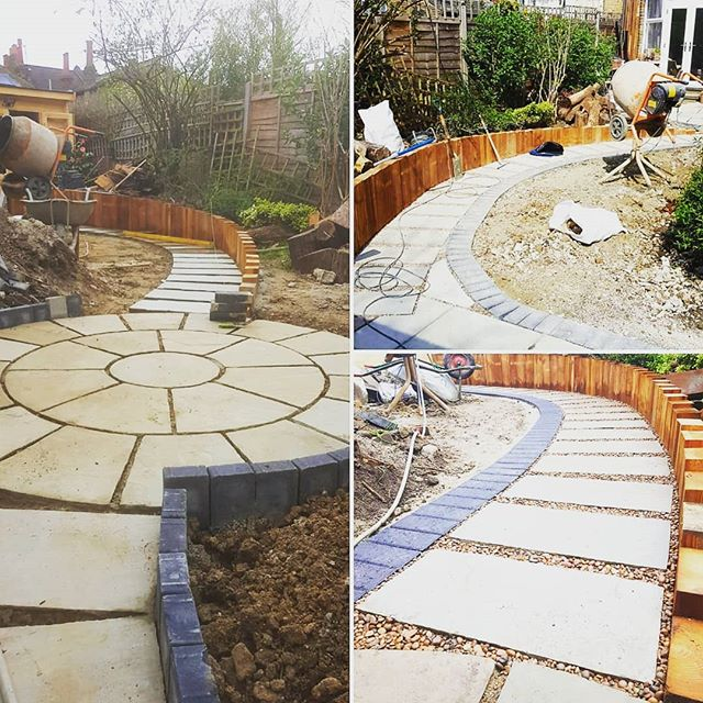 An other beautiful project in progress.. Look out for finished product, going to be amazing!  Still got time to get your #dreamgarden before summer! Call us for free quote www.green-elite.co.uk  https://m.facebook.com/greenelite.landscaping/?ref=bookmarks #BBQ #summer #spring #sun #greenelite #numberone