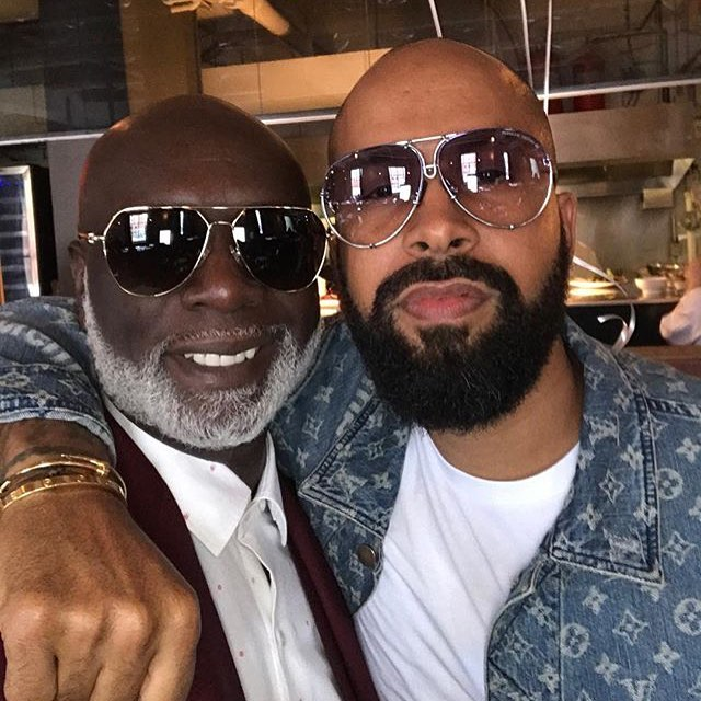 HOW CAN I BE DOWN? Alum @kennyburns & Our founder @peterthomasrhoa This past weekend in #Toronto during #caribana. •  Just think of what your story could be years from now from by joining us in #CHARLOTTE Aug 17th-20th? Invest in your future like Mr. Burns... for more info visit www.hcibd.com #hcibdthelegacy #howcanibedown #charlotteevents #conference #entertainment #hiphop #cantstopwontstop @cluboneclt @sportsoneclt