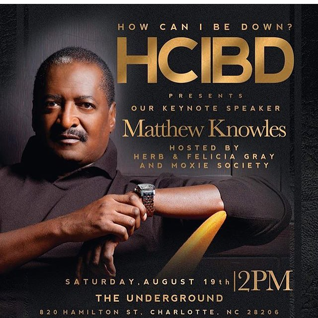 Today @ 2pm!!! Mathew Knowles...