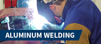 Our technicians are required to be certified in Aluminum-specific classes, including welding, safety, Aluminum exterior panel repair and replacement, and Ford F-150 structural training, and more through I-CAR.