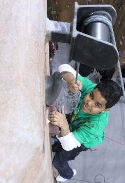 Rock Climbing - Urban Peaks designs indoor and outdoor climbing excursions for all ages. We will work with you to develop the right program to suit your organization's needs.